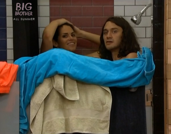 Do you think McCrae and Amanda both get evicted during Double Eviction