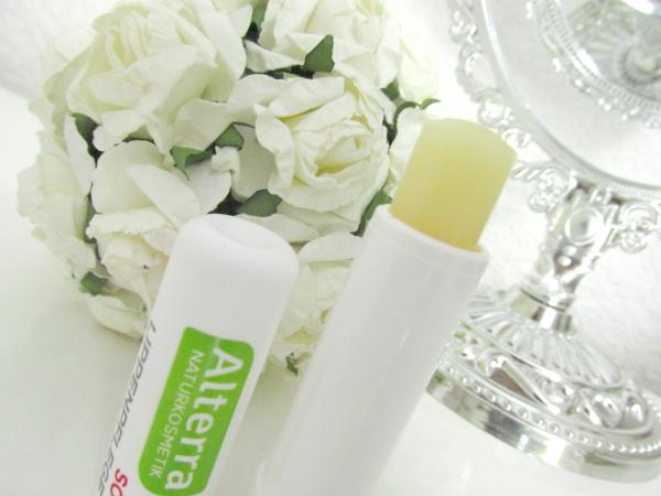 Alterra SOS Lippenpflege Bio-Granatapfel - Inhaltsstoffe