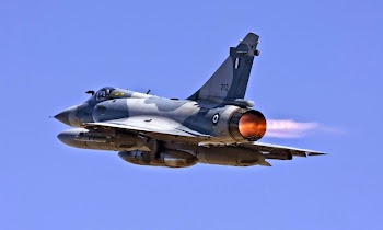 Mirage 2000: Είμαστε πάρα πολύ τυχεροί που έχουμε αυτό το αεροσκάφος