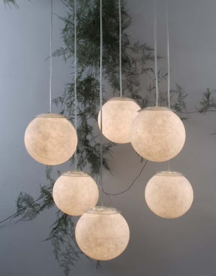 Ocilunam Luna Pendant Light Globe Lighting