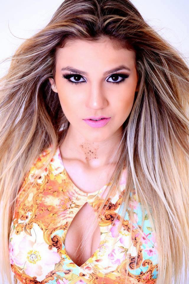 """Irmã de Luan Santana nega ter feito teste para nova """"Malhação"""""""