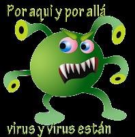 cierra la puerta a la gripe y suma salud  virus
