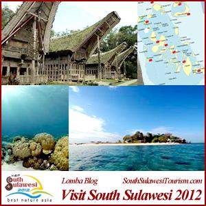 Banner Lomba Blog Visit Sulawesi dunialombaku.blogspot.com