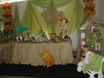 festa safari
