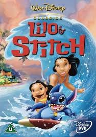 DVD cover Lilo & Stich 2002 animatedfilmreviews.filminspector.com