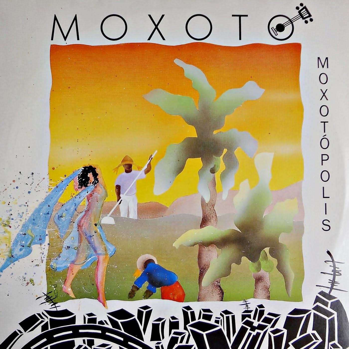 BANDA MOXOTÓ - ÁLBUM 2