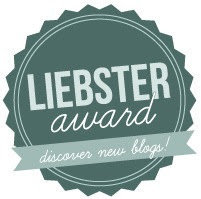 I've Been Awarded the Liebster Blog Award!
