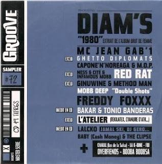 Groove Sampler Vol.72 (2003) WAV