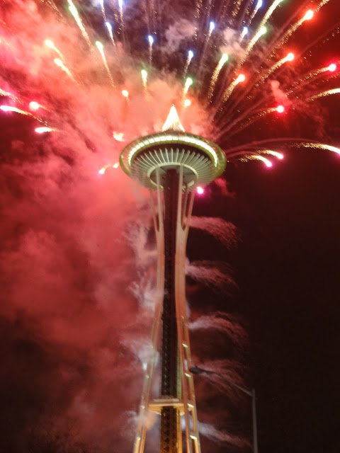 Space Needle NYE