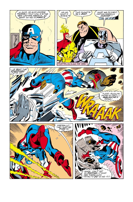 Captain America (1968) Issue #333 #262 - English 19