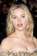 conocida como Scarlett Johansson