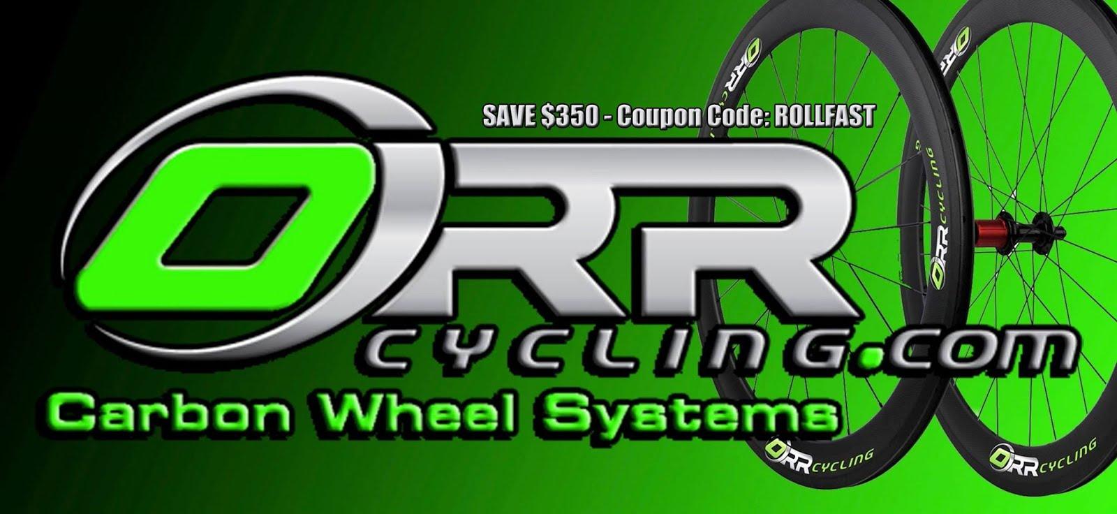 ORR Cycling Carbon Wheel Systems