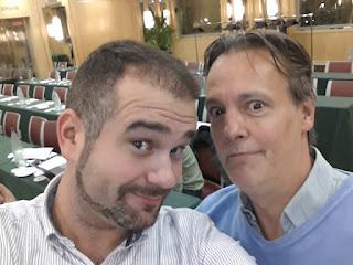 Sergio Falcón Maestro de Google AdWords y Jaime Jalón Mago del SEO y SEM
