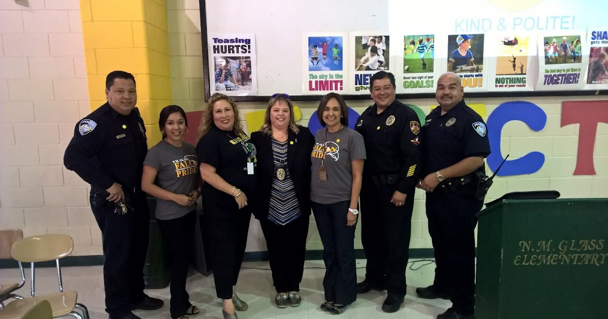 Eagle Pass ISD - iVision: Anti Bullying Campaign at Glass