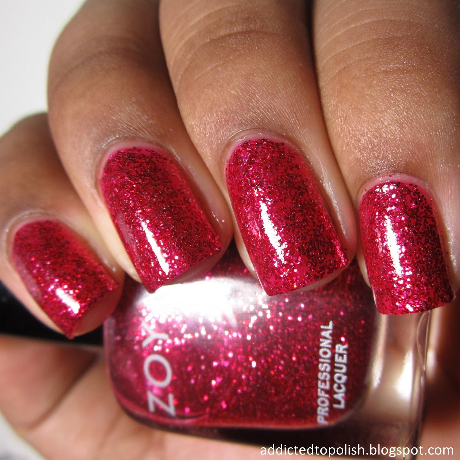 Zoya Astra Ultra Glitter