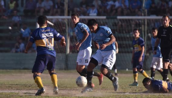 liga cordobesa de futbol - almirante brown malagueño 2 belgrano 1