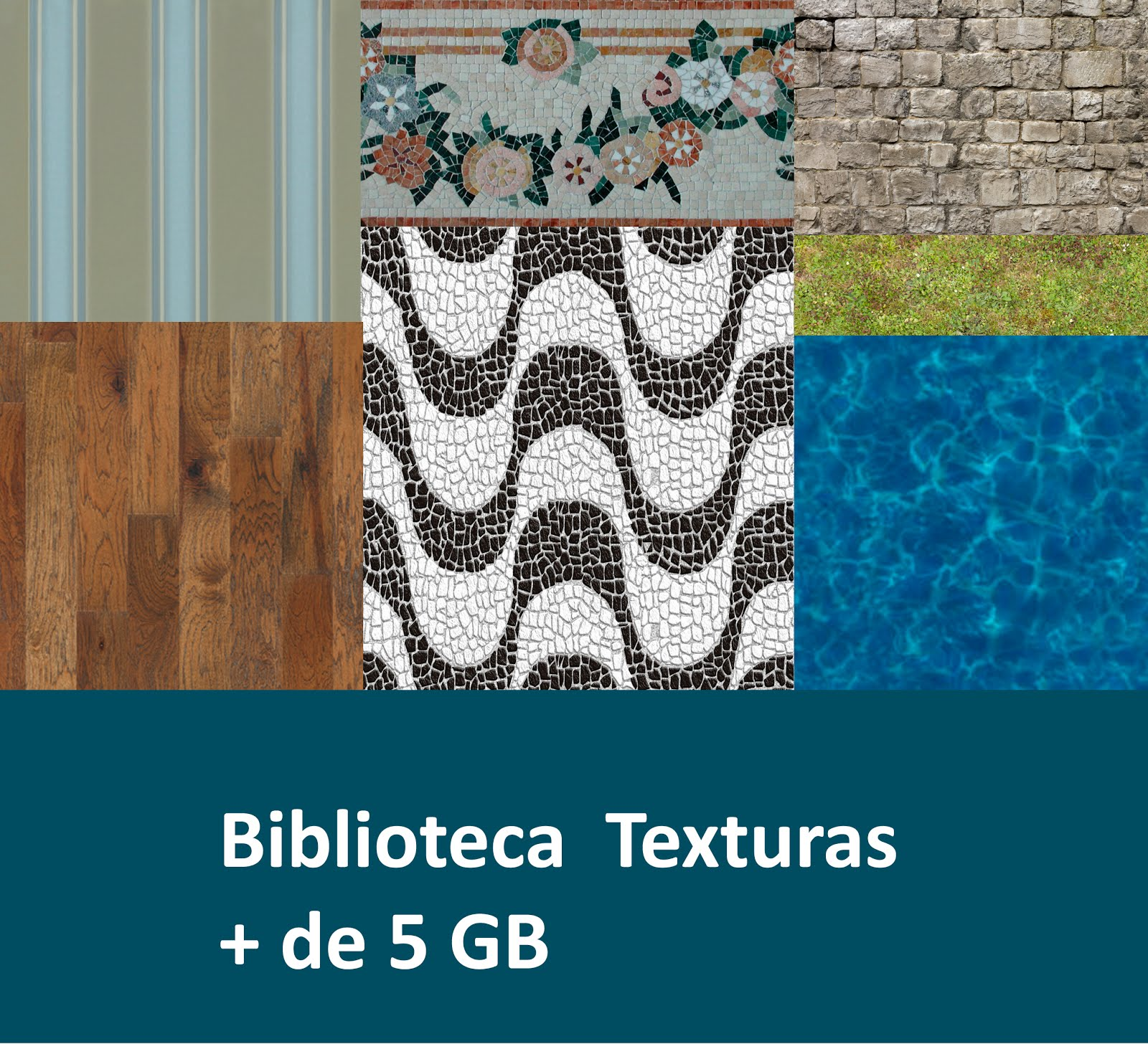 Biblioteca de Texturas