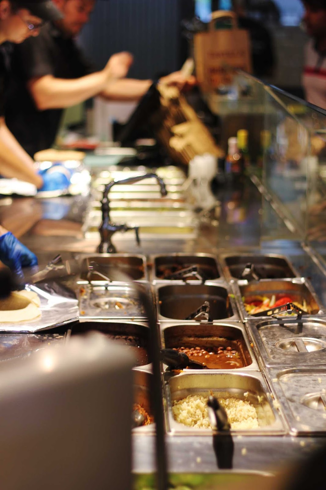 tortilla wimbledon food blogger