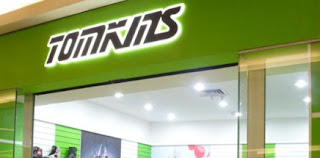 Butuh SPG Counter Sepatu Tomkins Makassar