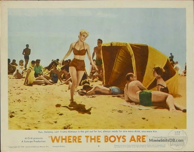 Dolores hart where the boys are
