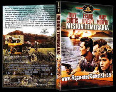 Mision Temeraria [1954] - Caratula - Cine clásico