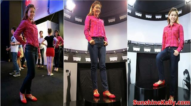 Levi's Revel Shaping Jeans, shaping jeans, levi's, levi's revel, jeans