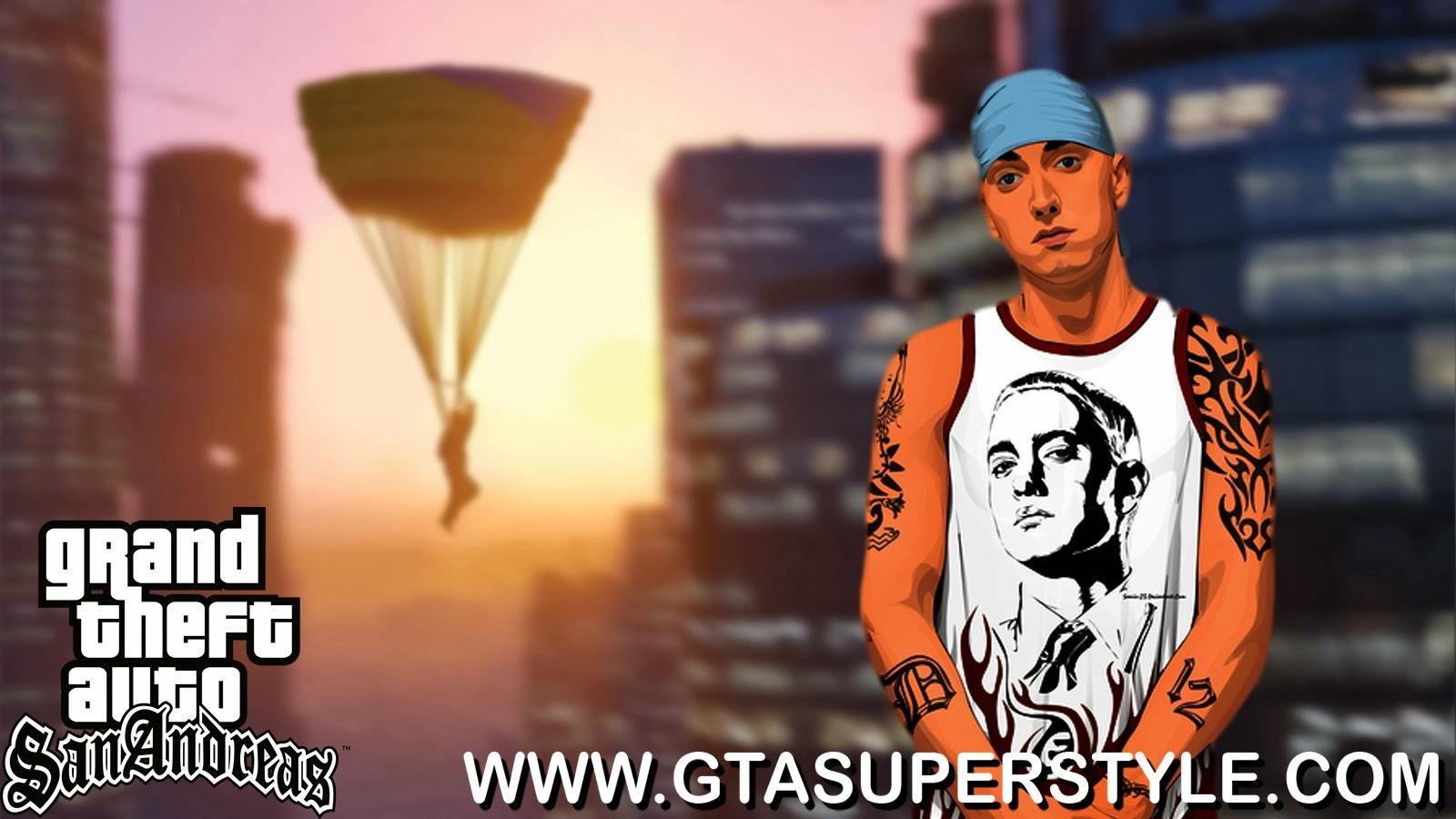 GTA SA - Loadscreens American Rap