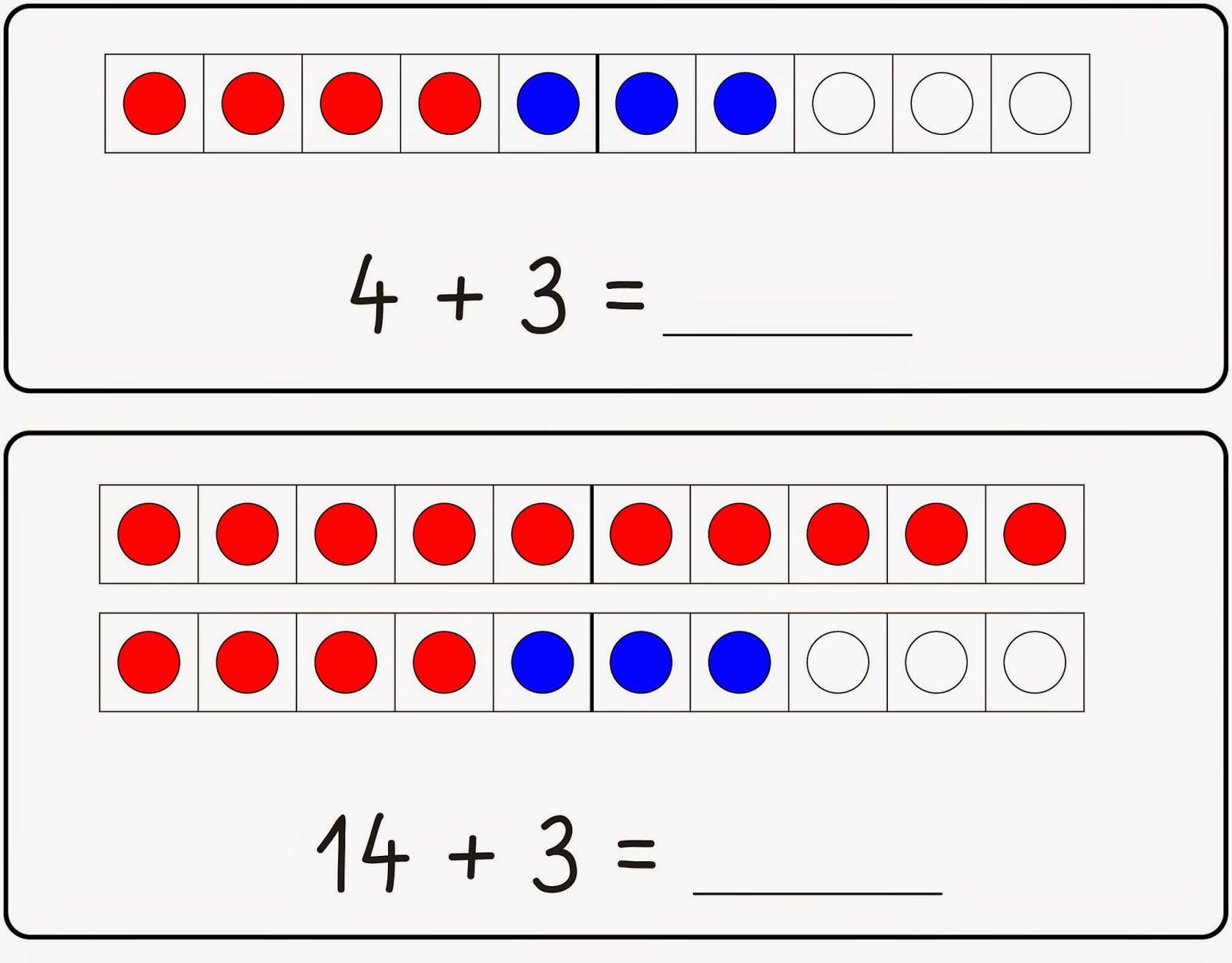 Lernstübchen: Analogieaufgaben - Tafelmaterial