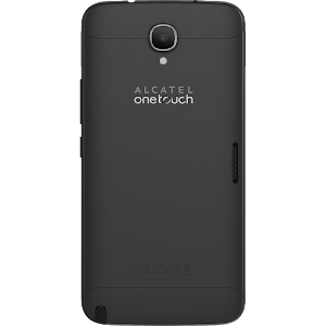 Alcatel OneTouch Hero 2+ (rear)