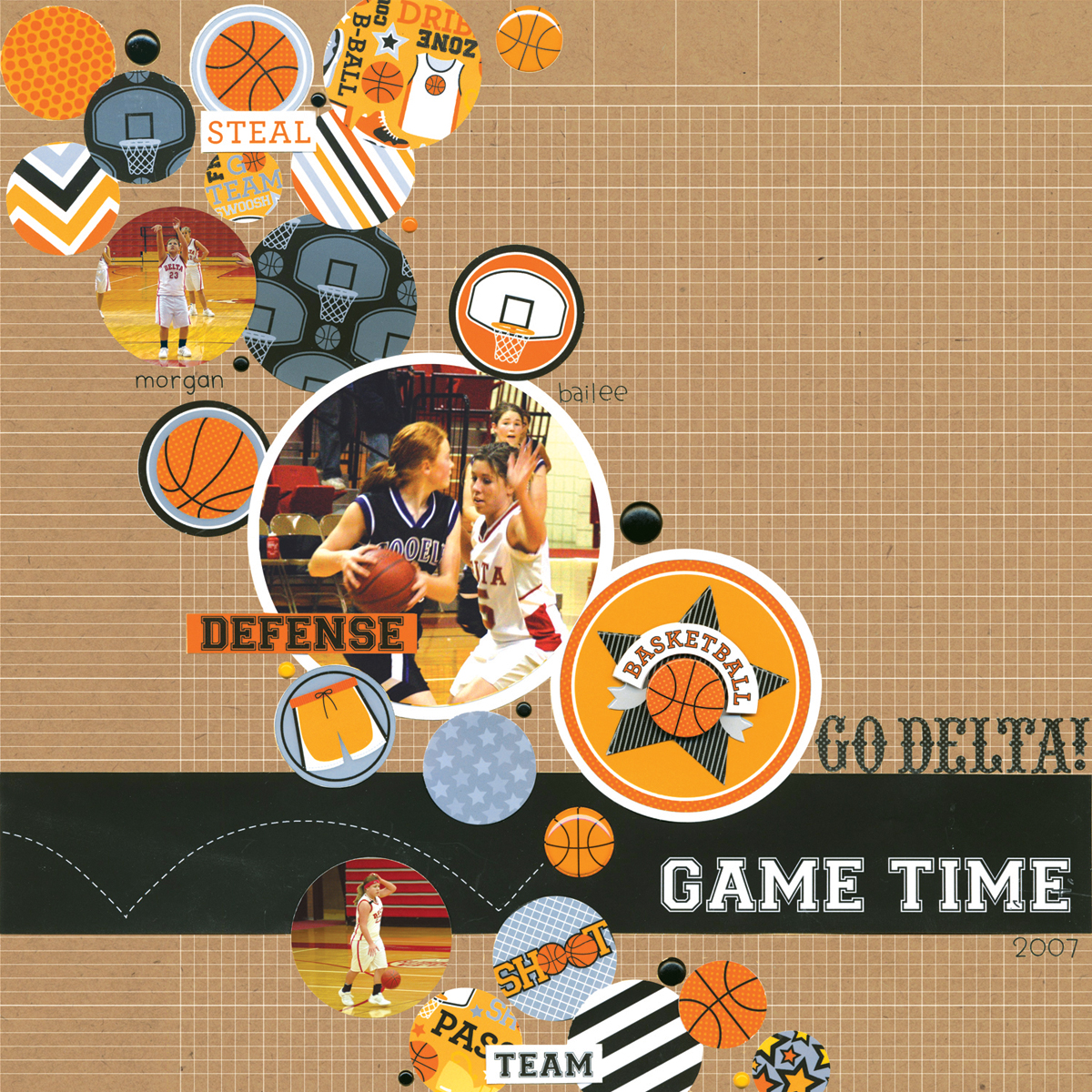 New Doodlebug: Sports Collections