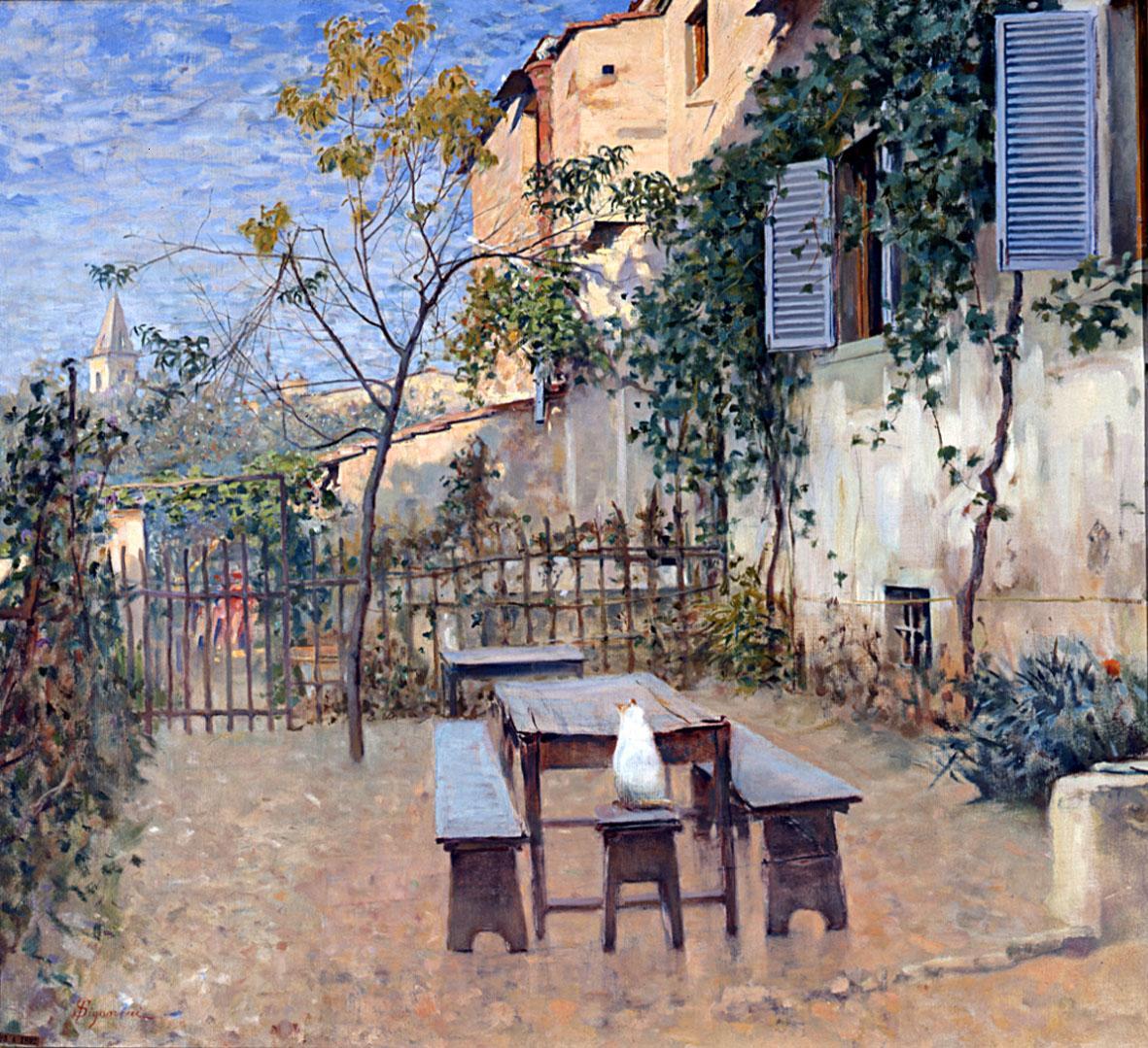 Telemaco Signorini (1835-1901)