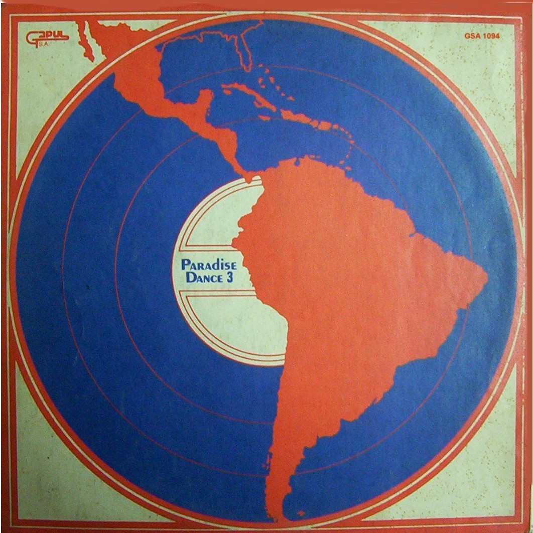Gapul Discografia: Paradise Dance 3