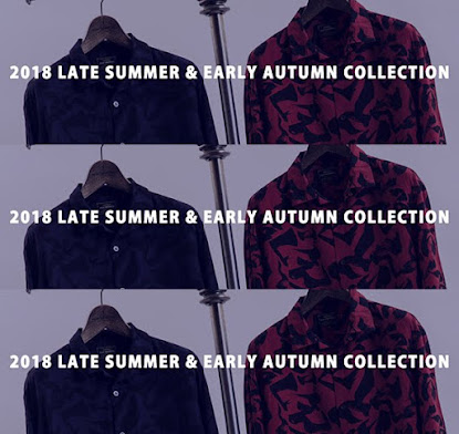 EGO TRIPPING 2018 LATE SUMMER&EARLY AUTUMN COLLECTION