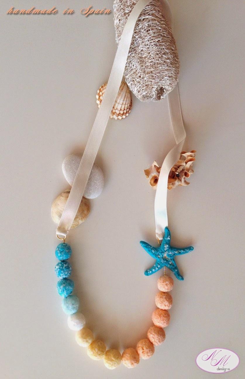 "Collar/Necklace ""Mar Salada"" NM Designs"