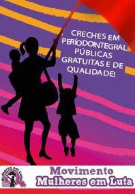 Campanha Nacional por Creches!
