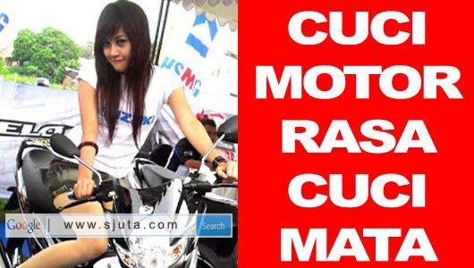 Modal Usaha Cuci Motor