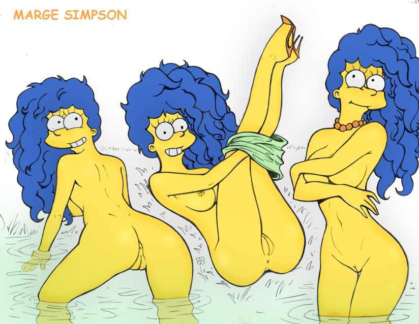 хентай картинки с мардж симпсон