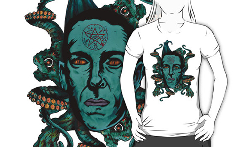 http://www.redbubble.com/people/losfutbolko/works/12663545-howard-phillips-lovecraft?p=t-shirt