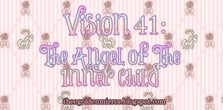 angel art ATC spiritual