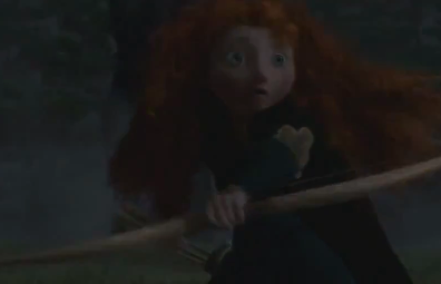 Brave Monstruos Disney Pixar