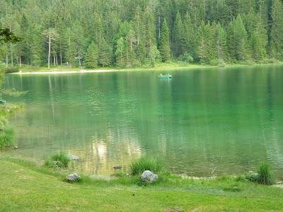 verde lago di Tovel