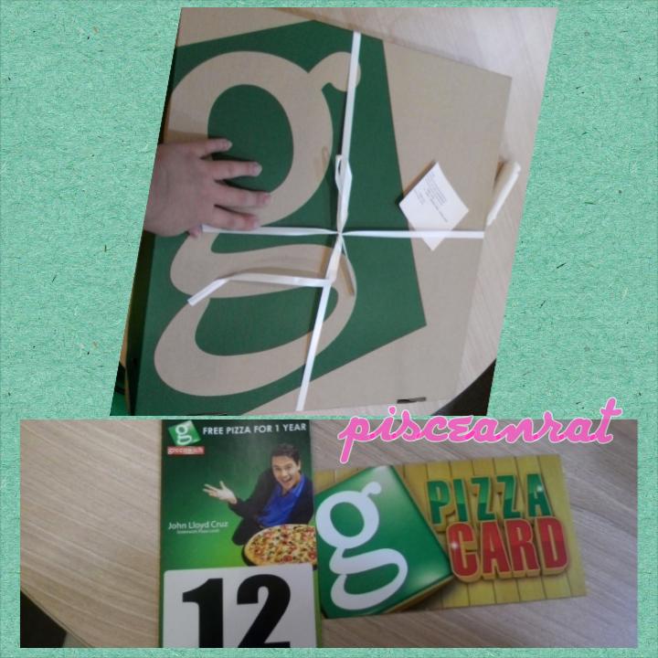 greenwich pizza card