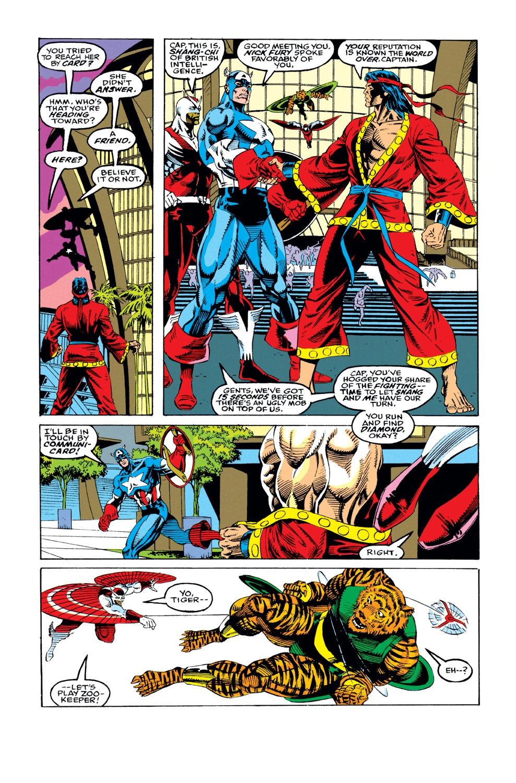 Captain America (1968) Issue #413 #362 - English 16