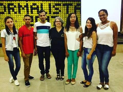 Ex-alunos no TCC 2017