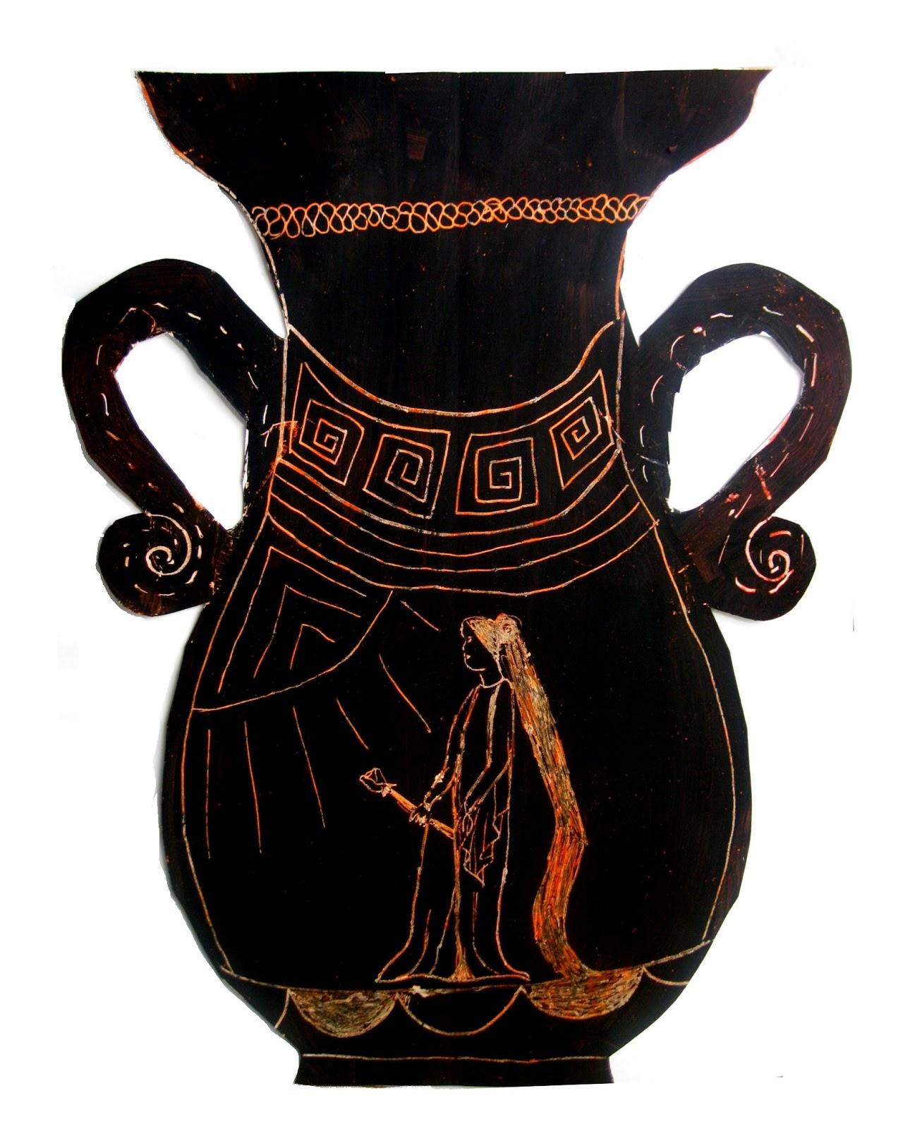 Greek vases update art class ideas greek vases update reviewsmspy
