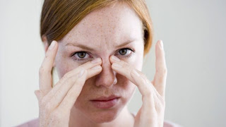 Allergies and sinus issues cause problems at this time of year