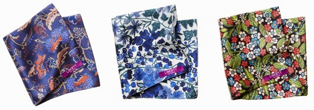 H&M x Liberty For A Capsule Menswear Collection, H&M, H&M Liberty, Liberty, H&M Malaysia, Flower print, Liberty Floral Motifs Print, Handkerchief