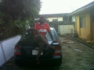 Juliet Odeh from Nigeria began to support Manchester United since 1998