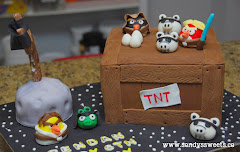 Kids Birthday Cakes