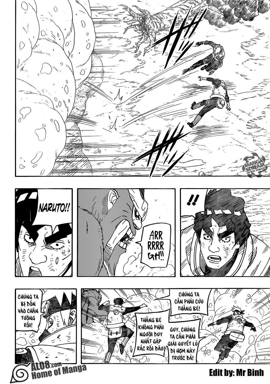 Naruto chap 568 Trang 2 - Mangak.info